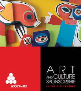 ART and culture sponsorship in the 21st century